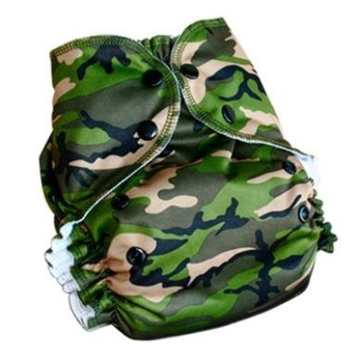 amp cloth diaper - combat