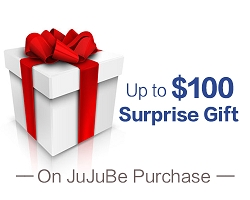 jujube gift surprise box