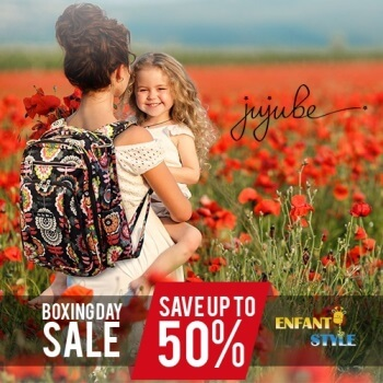 jujube boxing day sale at enfant style