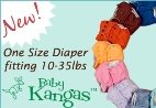 baby kangas cloth diapering system