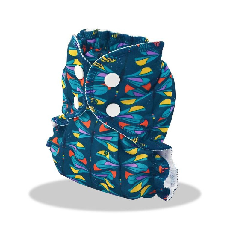 applecheeks envelop cloth diaper cover - TIFFANY