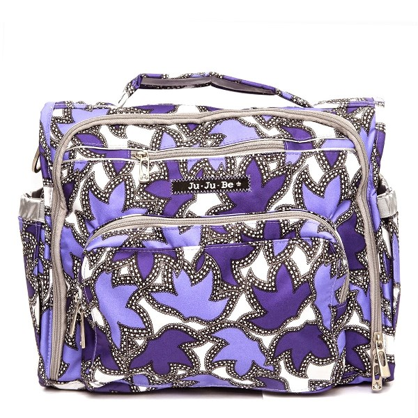 jujube bff diaper bag -  Lilac Lace