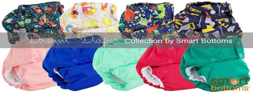 smart bottoms dream diapers