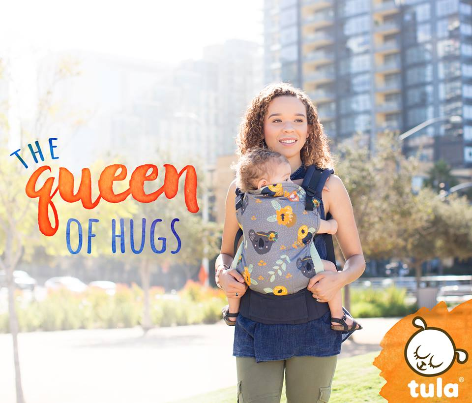 tula baby carrier QueenKoala