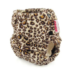 berryplush aio cloth diaper - jaguar