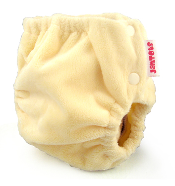 berryplush aio cloth diaper - butter