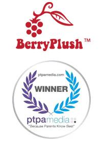berryplush aio diaper award winner