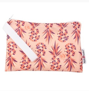 applecheeks zippered storage bag - Lola