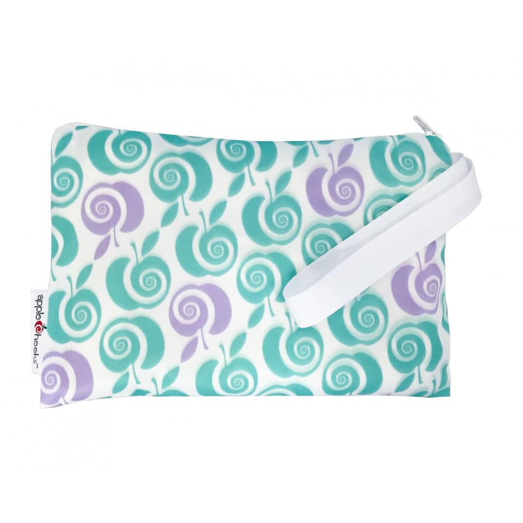 applecheeks zippered storage bag -  To the Core