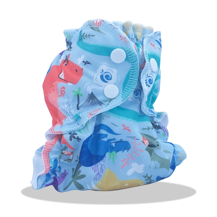 applecheeks envelop cloth diaper cover - YOU ROCK!