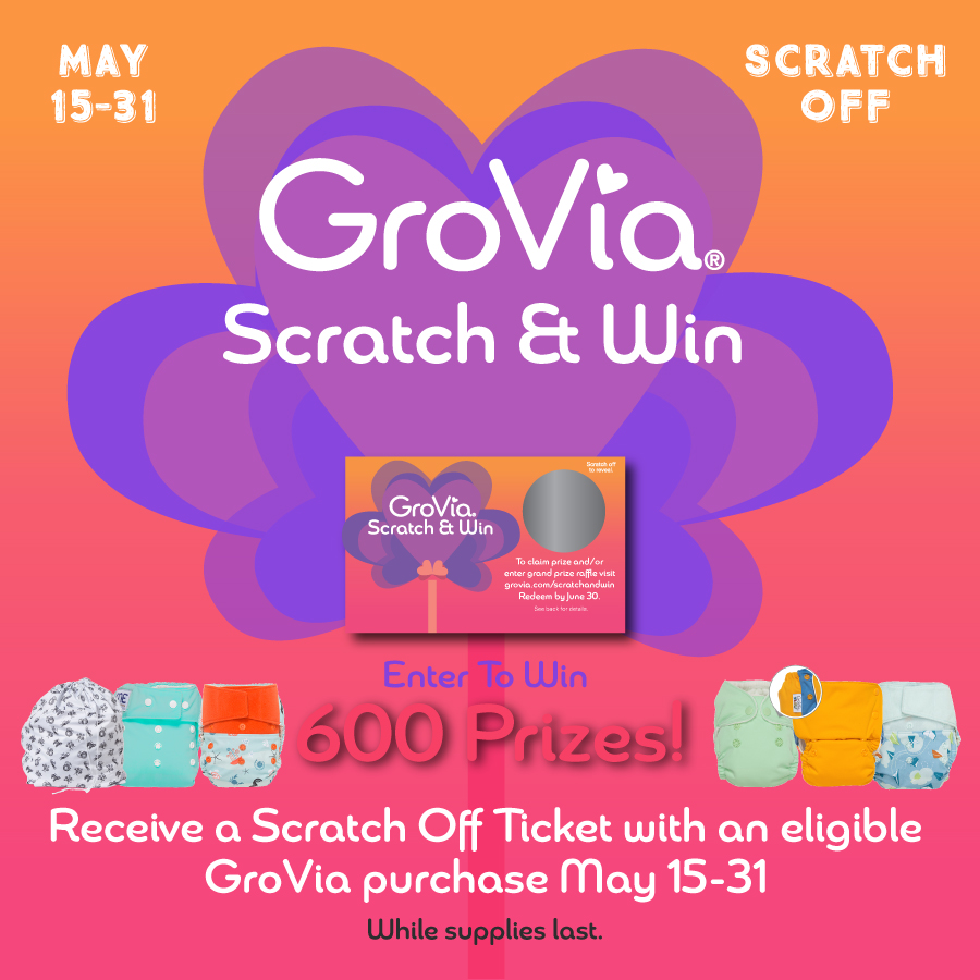 grovia cloth diaper sale