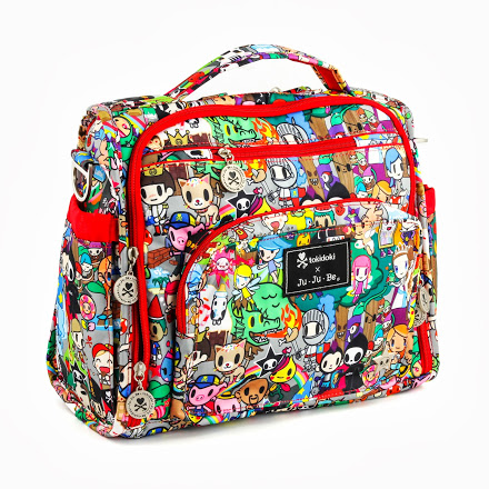 jujube diaper bag bff - toki fairytella