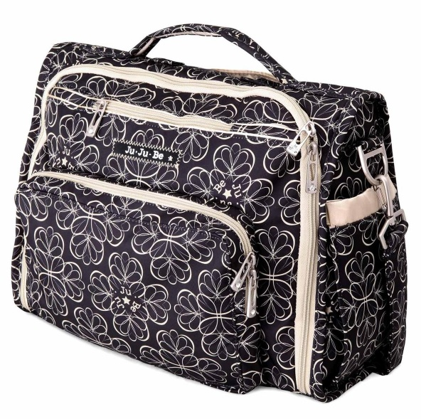 jujube diaper bag bff - licorice twirl