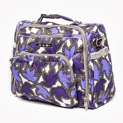 jujube diaper bag bff - Lilac Lace