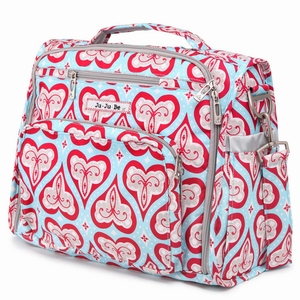 jujube diaper bag bff - sweet hearts