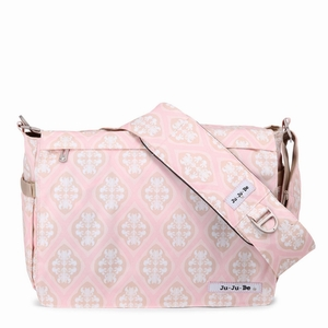 jujube diaper bag be all - blush