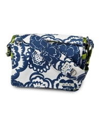 jujube diaper bag be all - Cobalt Blossoms