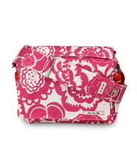 jujube diaper bag be all - Fuchsia Blossoms