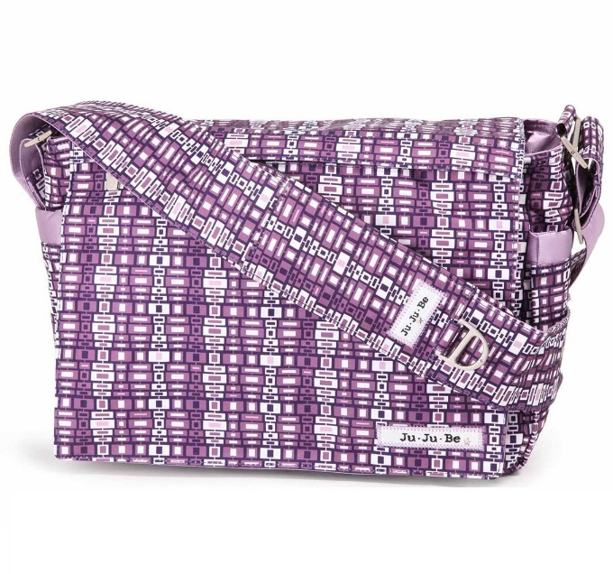 jujube diaper bag be all - jujuberry squares