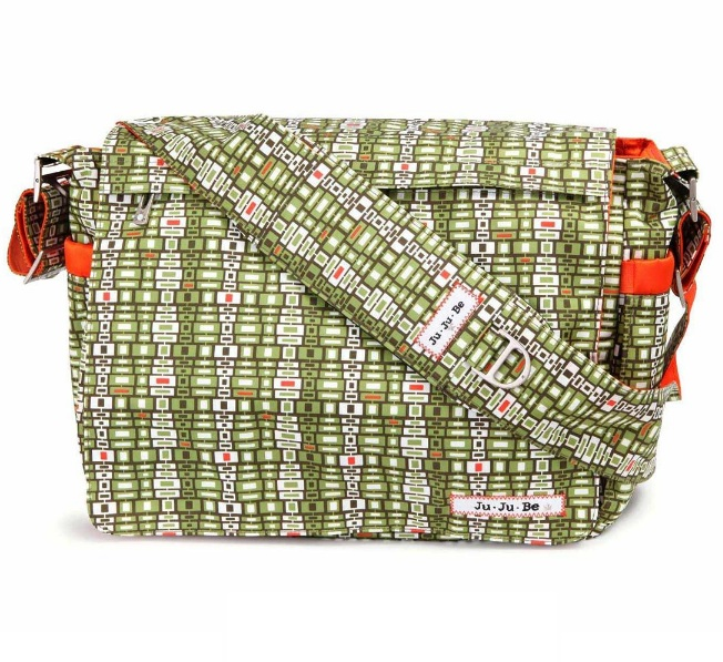 jujube diaper bag be all - Jungle Maze