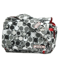 jujube diaper bag be all - midnight