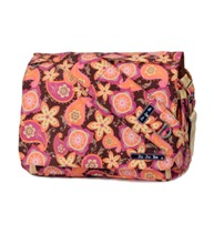 jujube diaper bag be all - sangria sunset