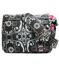 jujube diaper bag be all - shadow