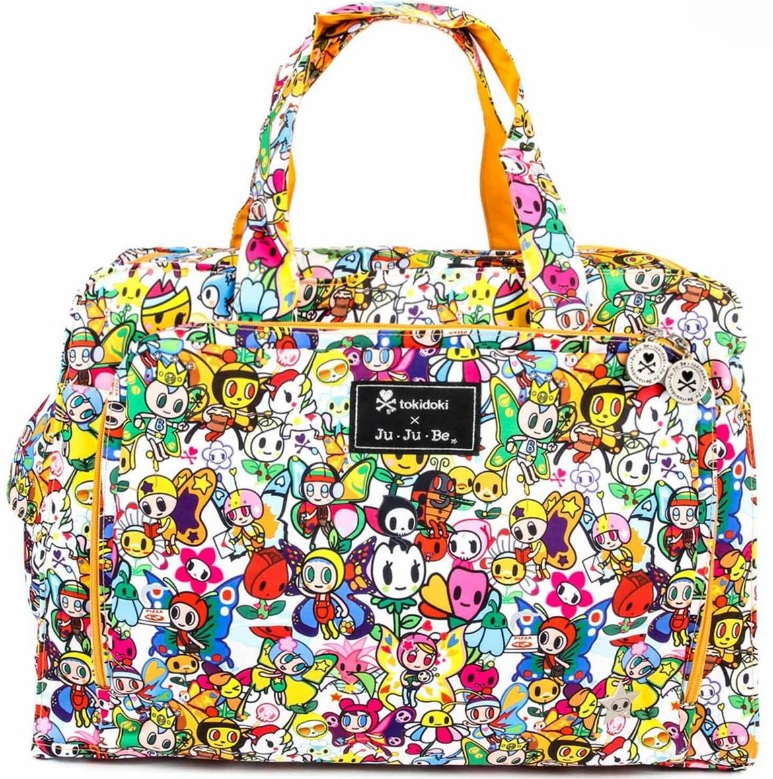 jujube diaper bag be prepared - toki farfalle