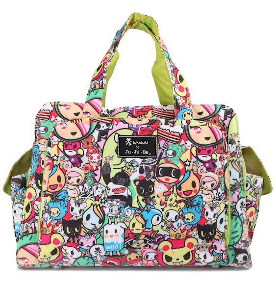 jujube diaper bag be prepared - iconic
