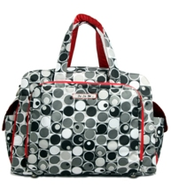 jujube diaper bag be prepared - midnight eclipse