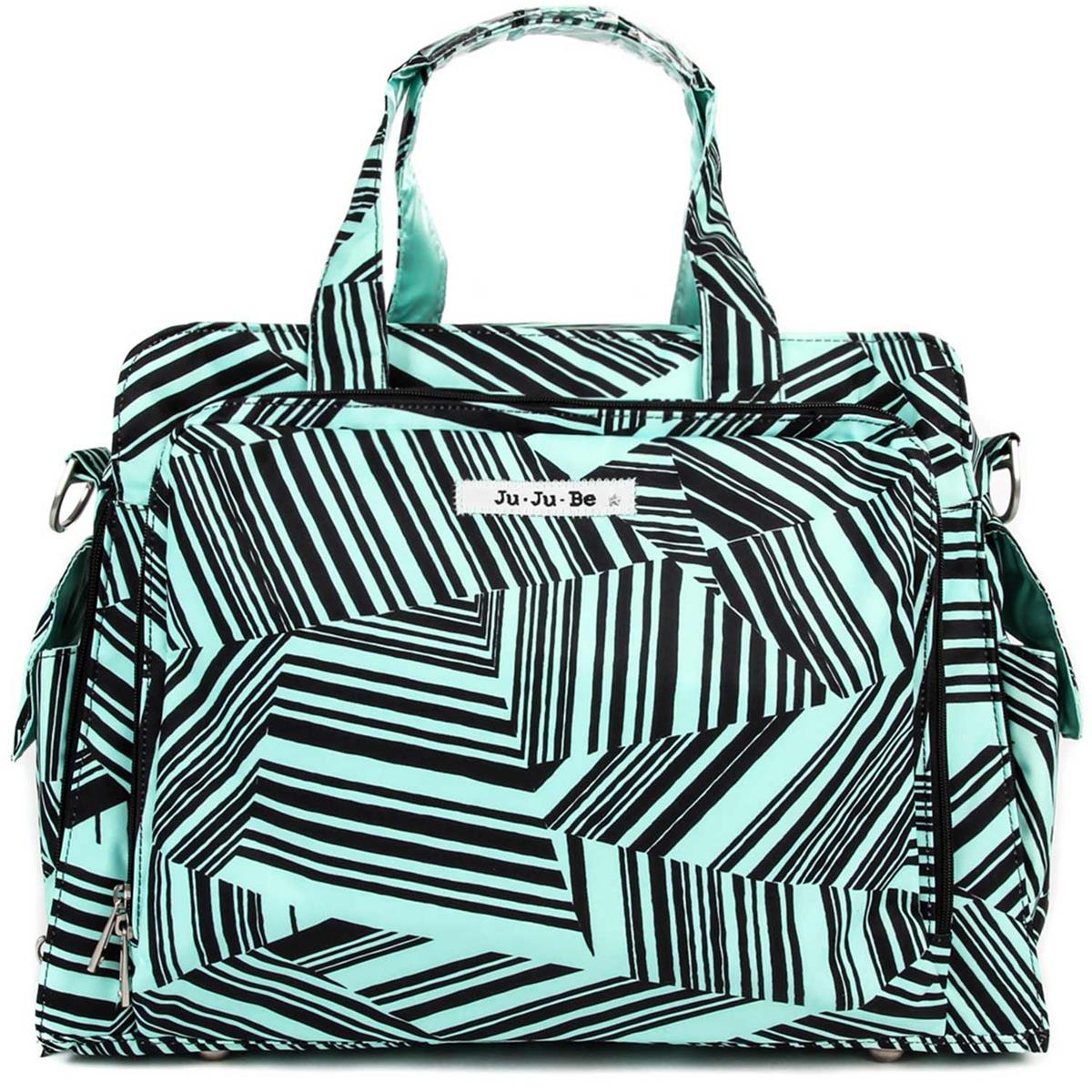 jujube diaper bag be prepared - mint chip