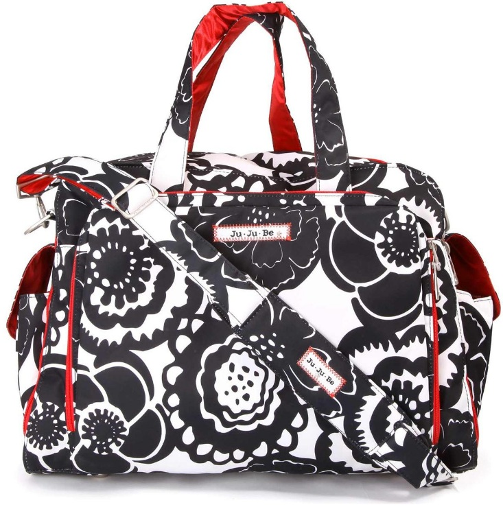 jujube diaper bag be prepared - Onyx  Blossoms
