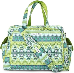 jujube diaper bag be prepared - sea glass