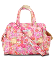 jujube diaper bag be prepared - zany zinnias