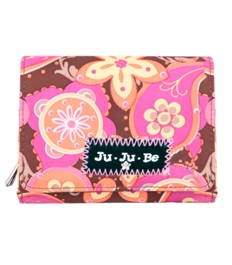 jujube wallet be thrifty - sangria