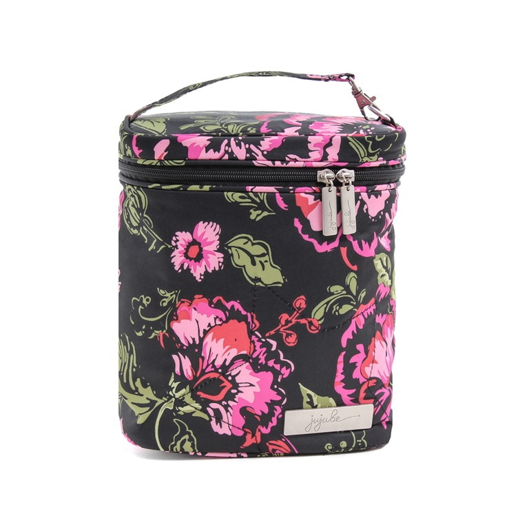 jujube diaper bag fuel cell - blooming romance