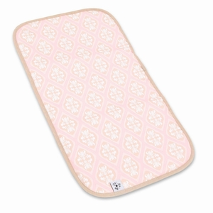 jujube changing pad - blush