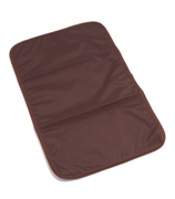 jujube changing pad - brown