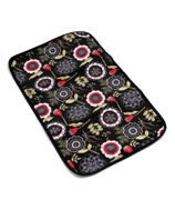 jujube changing pad - lotus