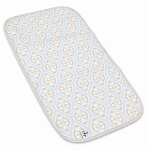 jujube changing pad - powder