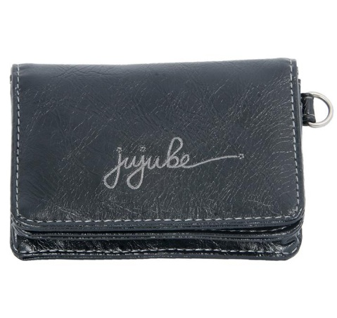 jujube wallet business be earth leather - black