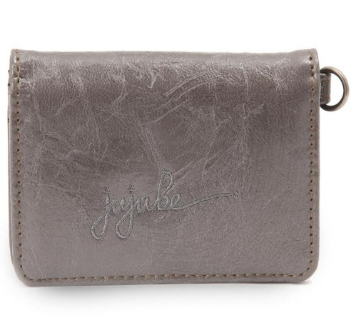 jujube wallet business be earth leather - steel