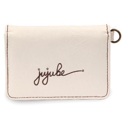 jujube wallet business be earth leather - vanilla