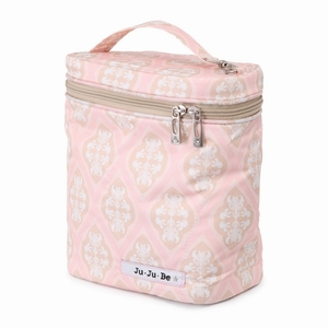 jujube diaper bag fuel cell - blush