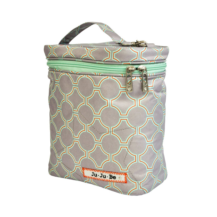 jujube diaper bag fuel cell - early sunrise