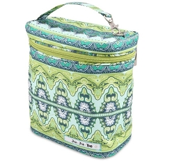 jujube diaper bag fuel cell - sea glass