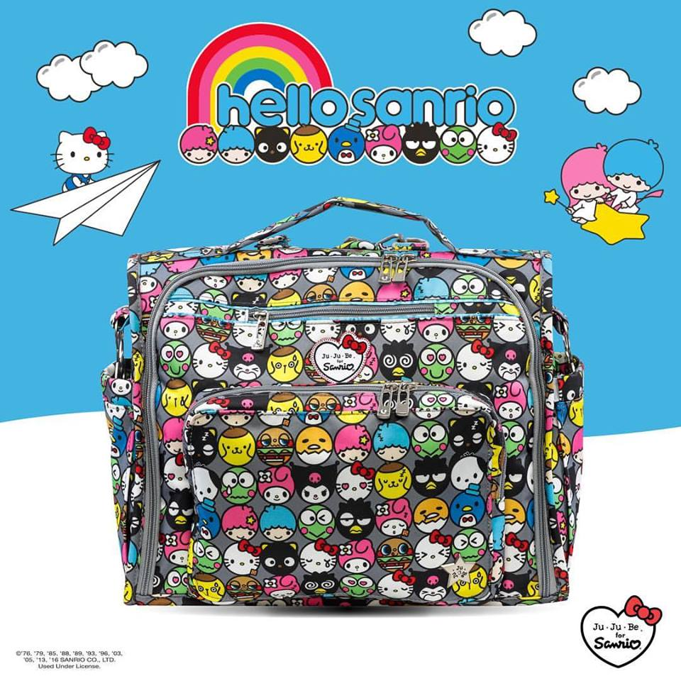 jujube hello kitty hello friends launch