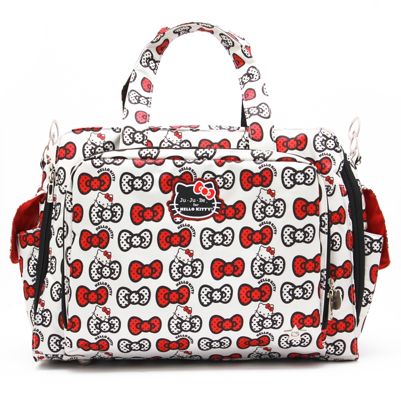 jujube be prepared - hello kitty peek a bow
