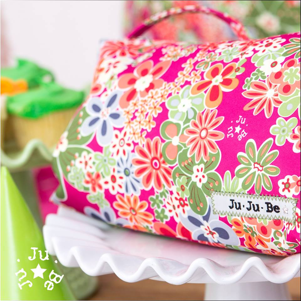 ju ju be diaper bag - Perky Perennials
