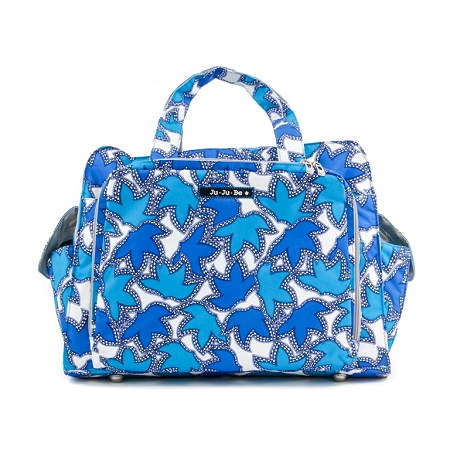 jujube diaper bag be prepared - sapphire lace